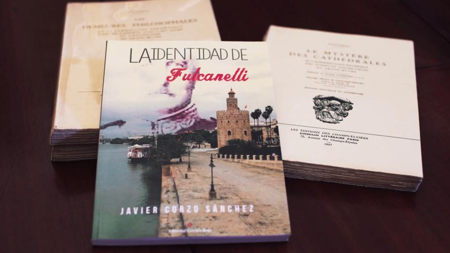 Booktrailer – La identidad de Fulcanelli