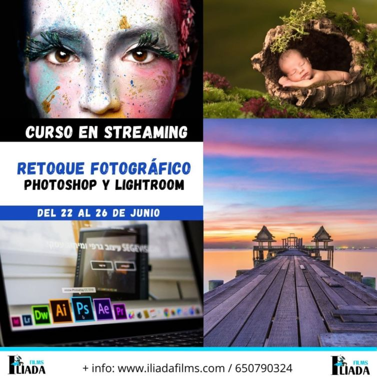 Aprender a revelar digitalmente tus fotografías