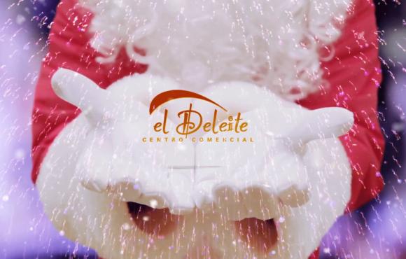 SPOT C.C. Deleite – Entrega tu carta a Papá Noel